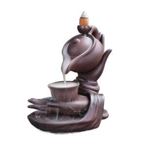 Buddha Tea Pot Backflow