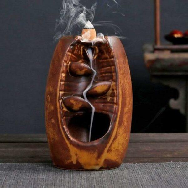 Vintage Waterfall Incense Burner