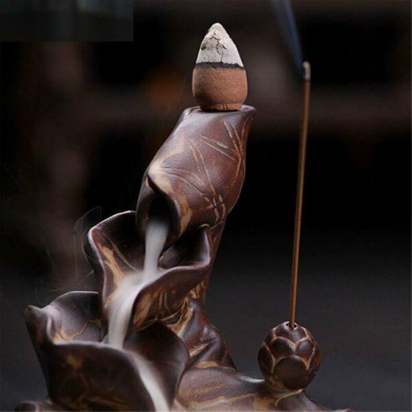 Aromatherapy Backflow Incense Burner