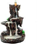 Mountain Tower Backflow Incense Burner