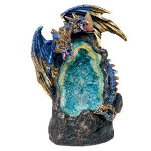 Dragon Crystal Incense Burner