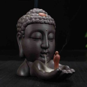Mahayana Backflow Incense Burner
