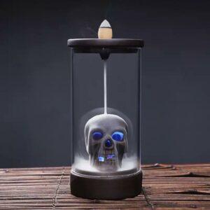 Skull Electric Incense Burner