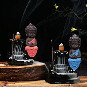 Buddha Incense Burner