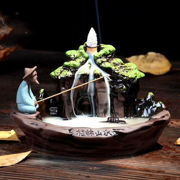How To Use an Incense Burner