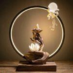 Lotus Flower Incense Burner