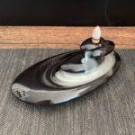 Homemade Incense Holder