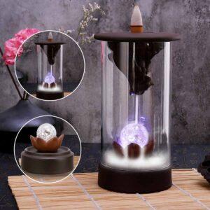 LED Incense Burner